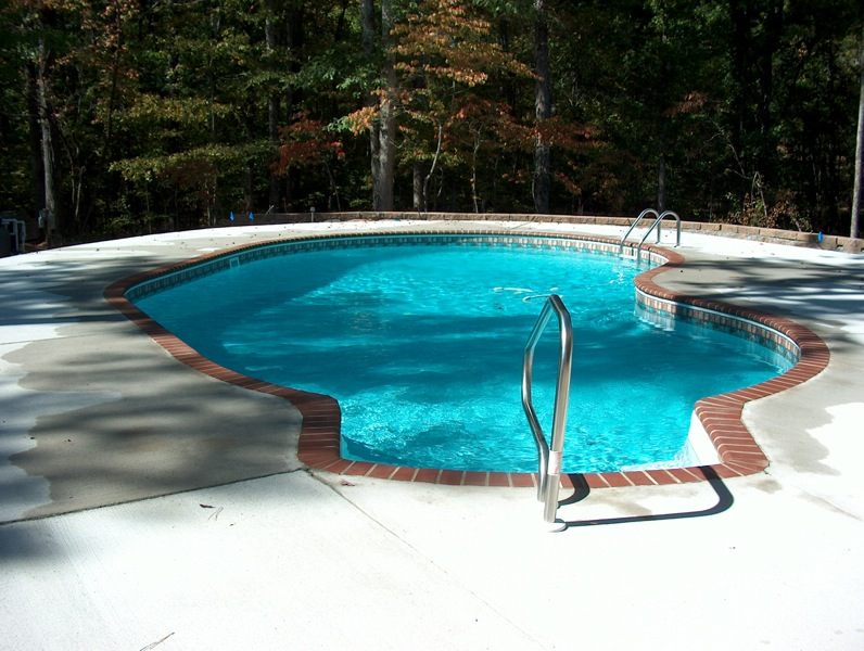 White Pool Complete
