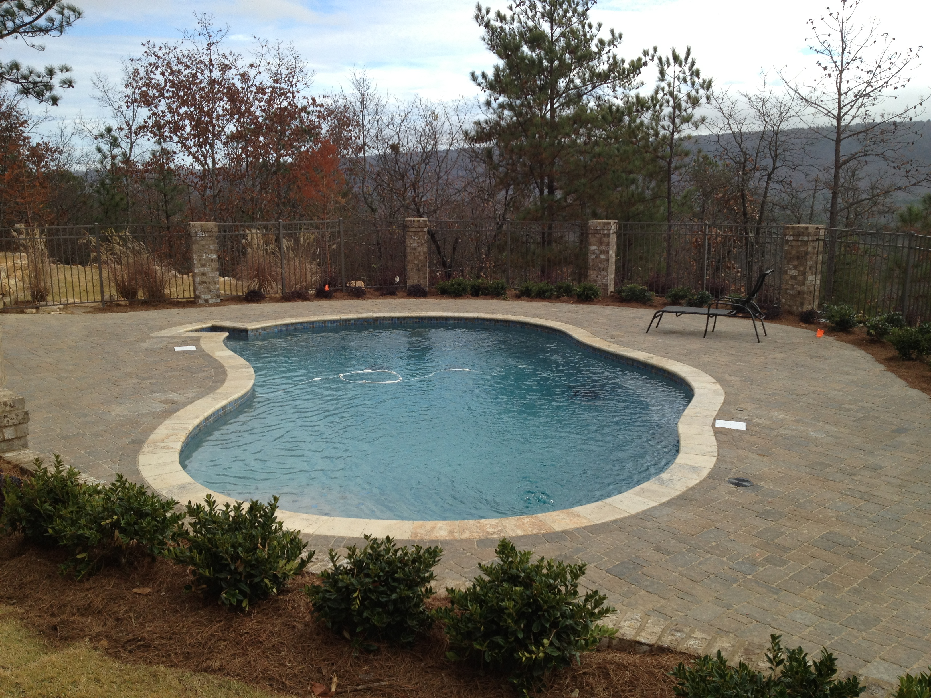Swimming Pool Construction Birmingham Alabama Swimming
